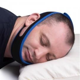 Betterhome Pro Anti-ronquido correa de barbilla ajustable suavizador ronquido dormir mejor extendió a 66 mm
