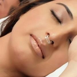 Dr Rogo dejar de roncar SLEEP clip de la nariz