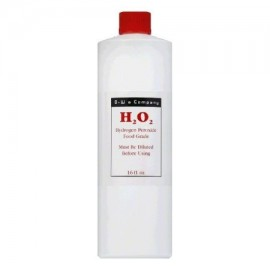 OW Food Grade H2O2 peróxido de hidrógeno 16 Oz