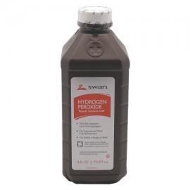El peróxido de hidrógeno 16 oz Botella - 30869470610