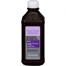 primeros auxilios Antiséptico 3% de peróxido de hidrógeno H202 16 fl oz