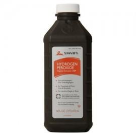 peróxido de hidrógeno Tropical Solución USP botellas de 16 onzas - Pack de 2