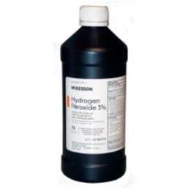 Peróxido de Hidrógeno 16 oz