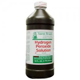 Industrias 3% de peróxido de hidrógeno (1x16 OZ)