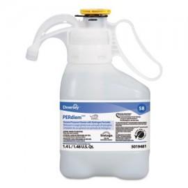Perdiem concentrado limpiador general W - peróxido de hidrógeno 4734 oz Botella 2 - CT