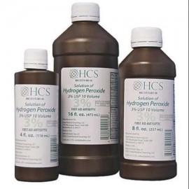 0200 peróxido de hidrógeno Botella 4 oz PK24 G0043596