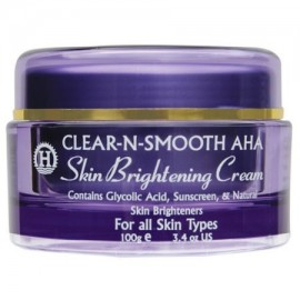 Claro-N-Smooth aligeramiento de la piel que blanquea la Crema Blanqueadora 34 onzas