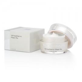 WhiteDerm blanquear la piel facial y crema Pelar Rx para la piel opaca y arrugada