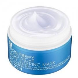 Good Night White 80ml máscara para dormir (para blanquear y hidratar la piel Barniz protector)