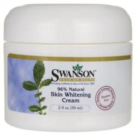 Swanson piel blanquea la crema 2 fl oz (59 ml) Crema