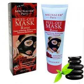 Blanqueador de la piel máscara con Pore Minimizer-X de gran tamaño Avanzada francés Rose Petal Essence mascarilla exfoliante