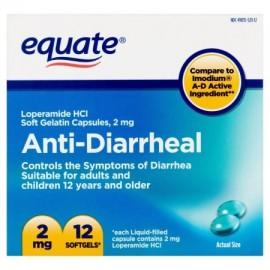 antidiarreicos cápsulas de gelatina blanda 2 mg 12 recuento
