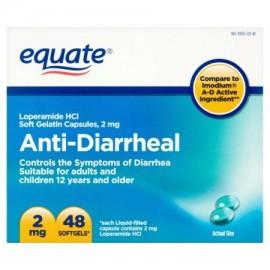 antidiarreicos cápsulas de gelatina blanda 2 mg 48 recuento