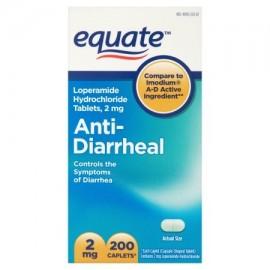 antidiarreicos Caplets 2 mg 200 ct