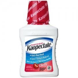antidiarreicos Reliever malestar estomacal Cherry 8 oz (Pack de 4)