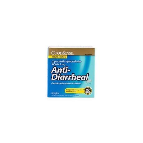 antidiarreico loperamida clorhidrato comprimidos 2 mg -Box de 12
