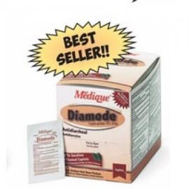 Caplets Medique Anti-diarreicas HCl Lopermide 2 mg (100 x 2s) -BOX de 200