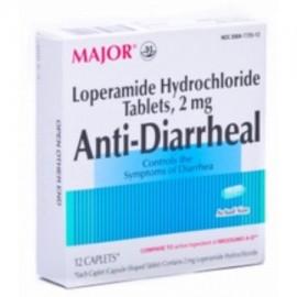 antidiarreicos Caplets 12 Caplets
