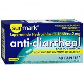 antidiarreicos Caplets - 48 ct
