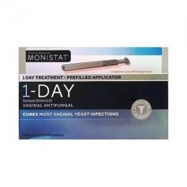 1 Día Tratamiento precargada aplicación. Vaginal antifúngica tioconazole 6.5
