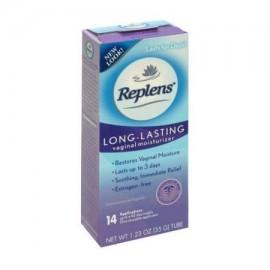 Long Lasting Hidratante vaginal 14 Aplicaciones - 35g Ea (paquete de 4)