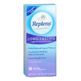 Long Lasting Hidratante vaginal - 35 G 1.23 Oz paquete de 2