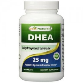 DHEA 25 mg 240 Tablets