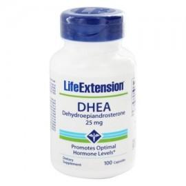 - DHEA dehidroepiandrosterona 25 mg. - 100 Cápsulas