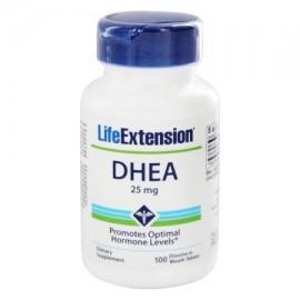 - DHEA 25 mg. - 100 Tabletas
