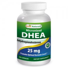 micronizado DHEA 25 mg 180 Ct
