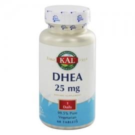 - DHEA 25 mg. - 60 tabletas