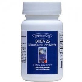 DHEA 25 mg 60 tabs
