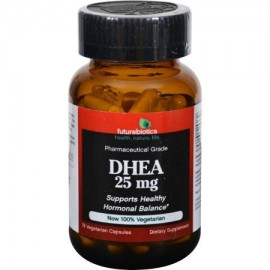 DHEA - 25 mg - 75 Caps - (Pack de 2)