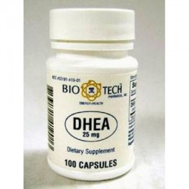 DHEA 25 mg 100 caps