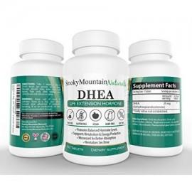 DHEA - Extra fuerza- 25 mg (2 mes de suministro)