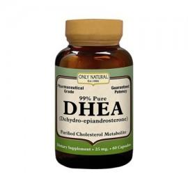 DHEA - 25 mg - 60 Cápsulas