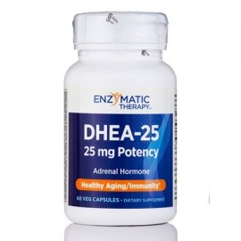 DHEA-25 - Cápsulas Vegetales 60 de