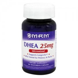 - DHEA 25 mg. - 90 cápsulas vegetales