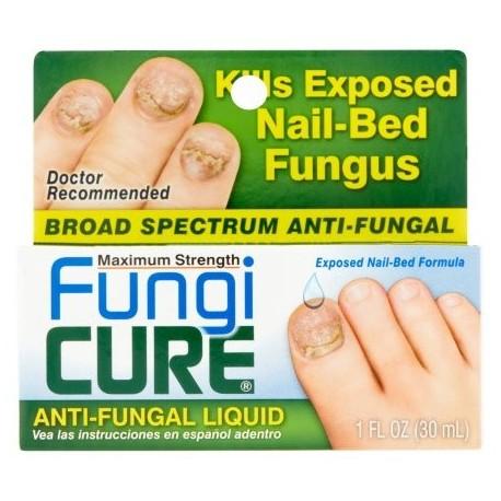 Maximum Strength de amplio espectro anti-hongos Líquido 1 fl oz