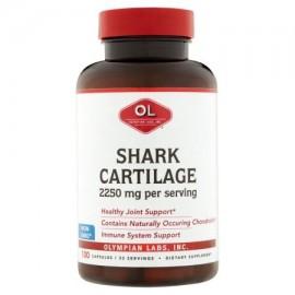 Olympian Labs cartílago de tiburón cápsulas 2250 mg 100 recuento