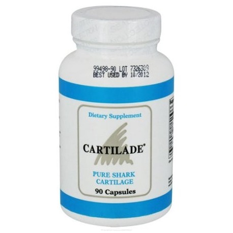 Cartilade puro cartílago de tiburón Dietary Supplement Cápsulas 90 Ea