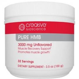Creative Bioscience HMB puro suplemento dietético 3000 mg 35 oz