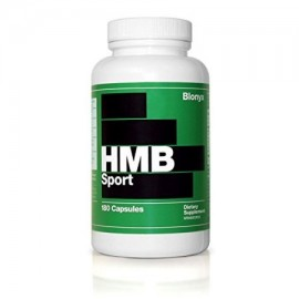 Blonyx HMB Sport 180 cápsulas 1 Mo. Supply