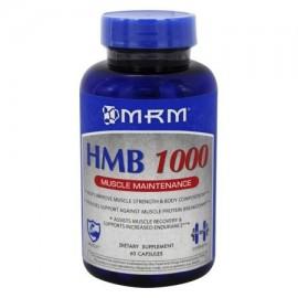 MRM - HMB Muscle Mantenimiento 1000 - 60 Cápsulas