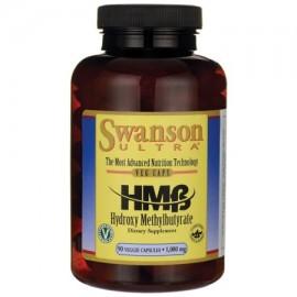 Swanson Hmb Hidroxi metilbutirato 1.000 mg 90 Caps Veg