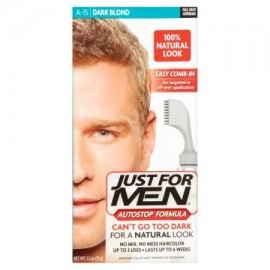 Just For Men Autostop tinte kit de pelo rubio oscuro