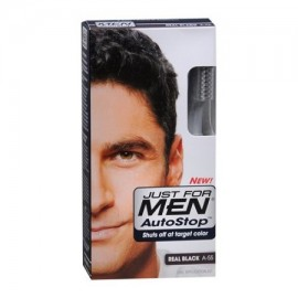 Just For Men interrupción automática del color del pelo Negro Real - Kit