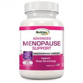 La menopausia Apoyo Avanzada - La menopausia natural para el alivio de los sofocos sudoración nocturna cambios de humor y la se