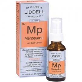 Liddell Laboratories menopausia Rociado 1 OZ