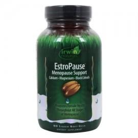 Irwin Naturals EstroPause menopausia textuales 80 ct
